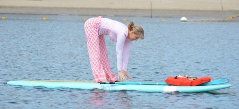 cabana life paddel board yoga sm